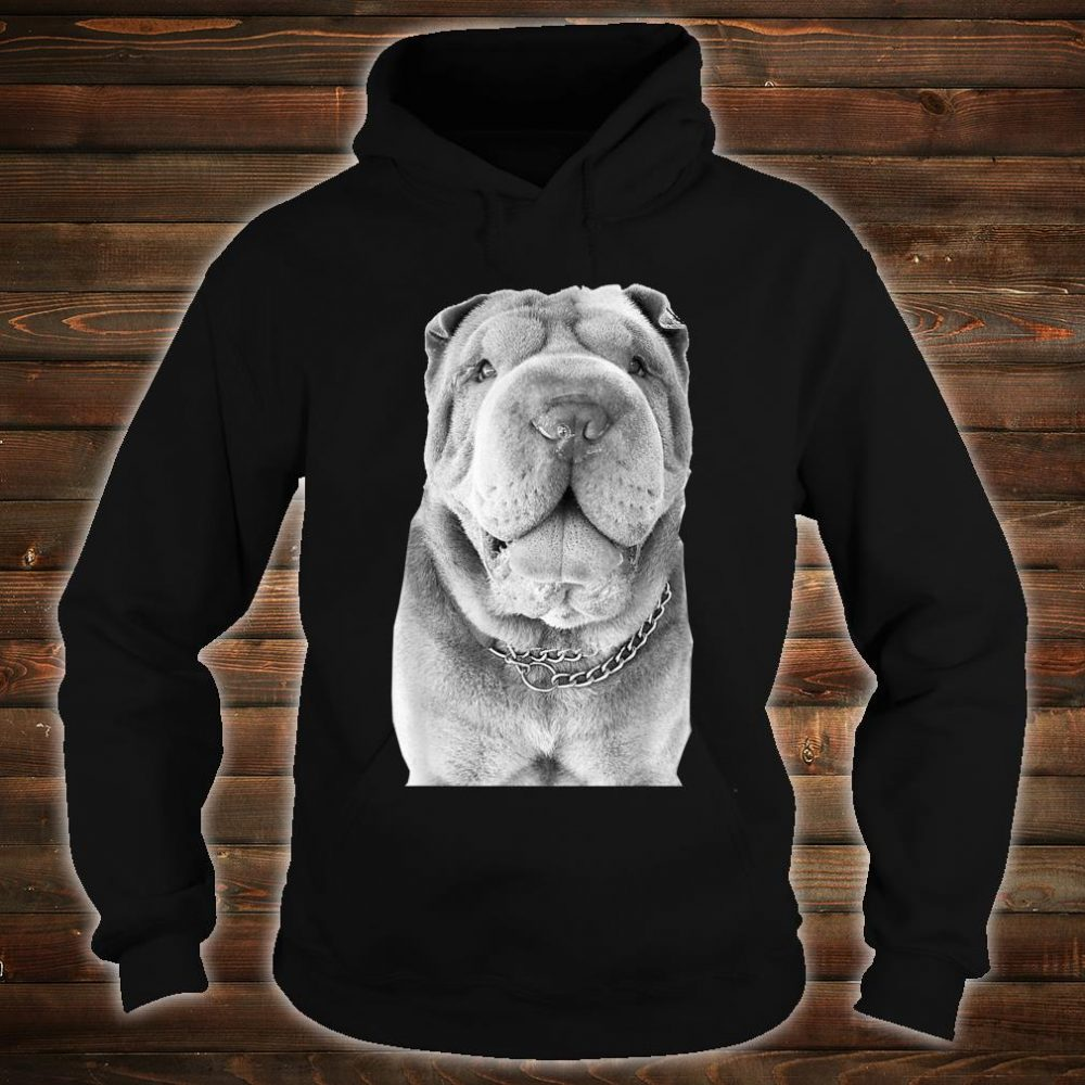 Happy Shar Pei Shirt hoodie