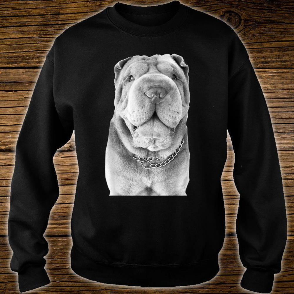 Happy Shar Pei Shirt sweater