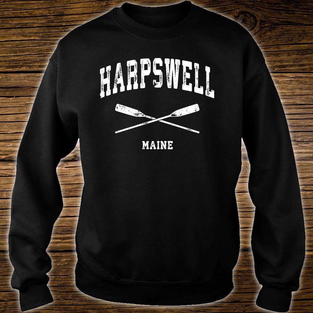 Harpswell Maine Shirt sweater