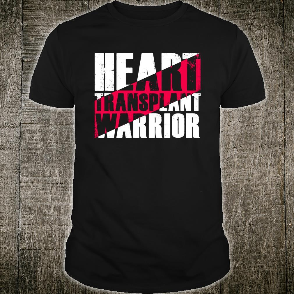 Heart Transplant Warrior Shirt
