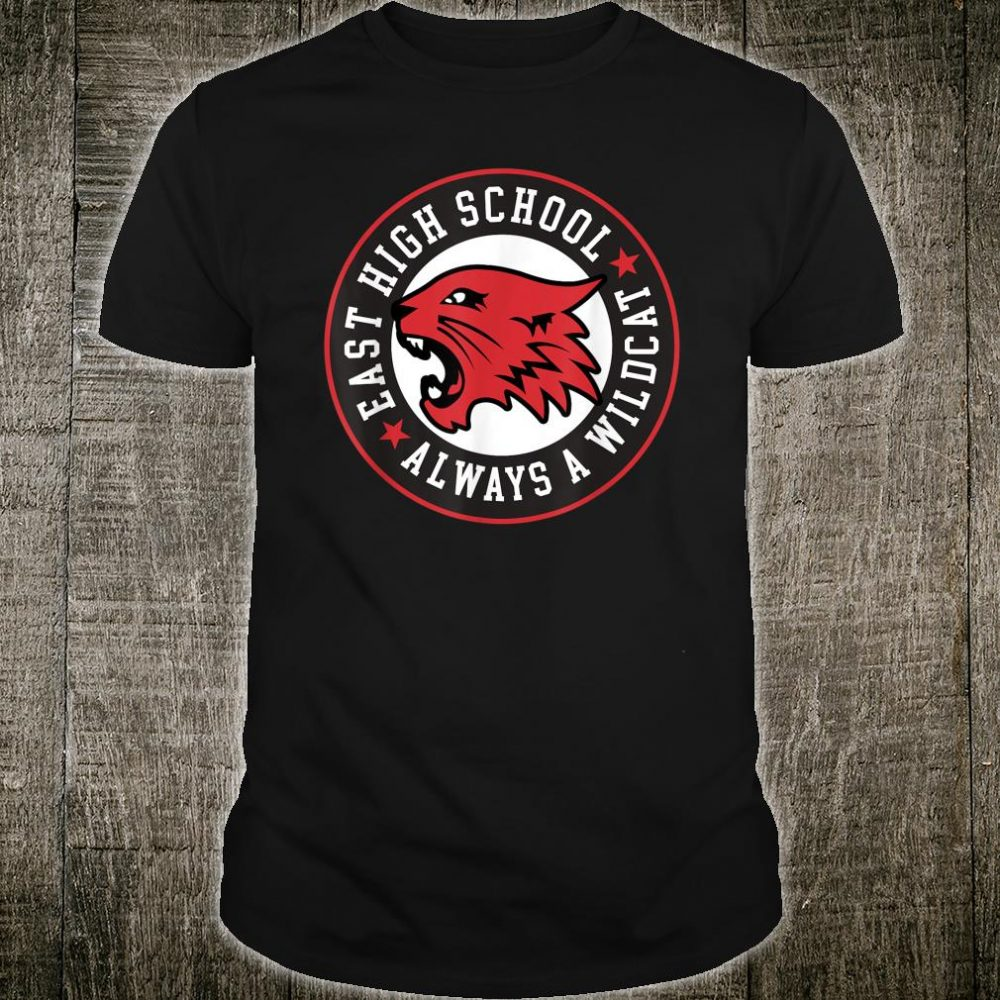 High School Musical Always a Wildcat Shirt