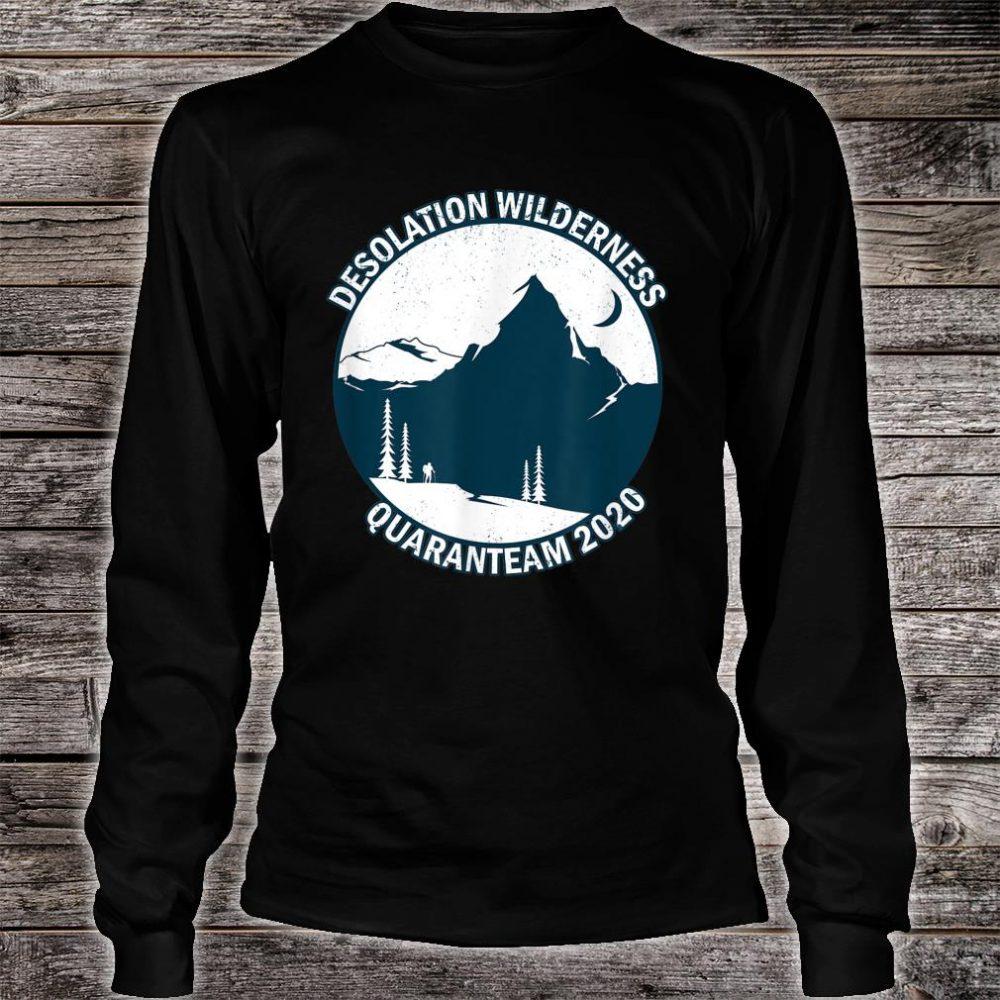 Hiking 2020 Shirt long sleeved