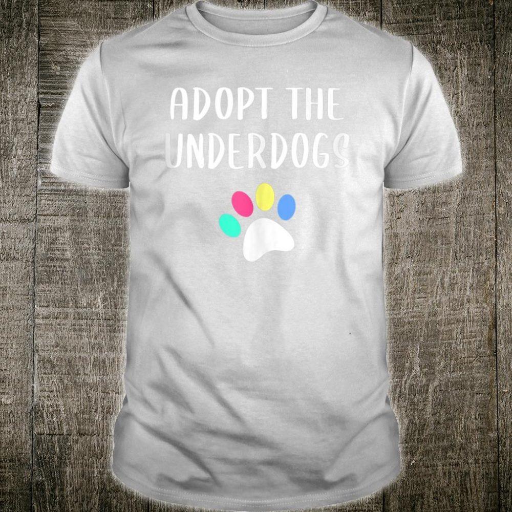 Ho-Bo Care Boxer Rescue (Colorado) Adopt The Underdogs Shirt
