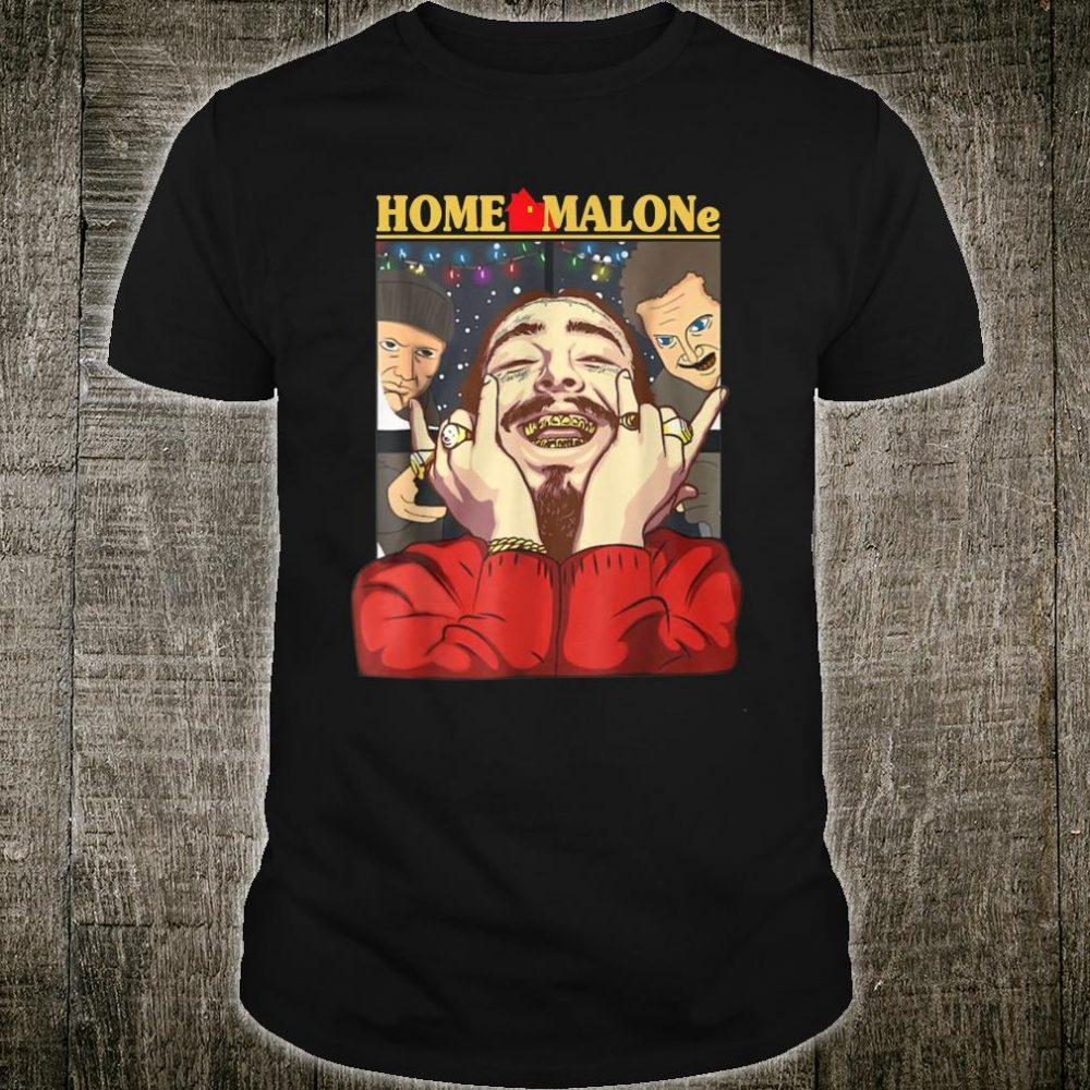 Home Malone Christmas Shirt