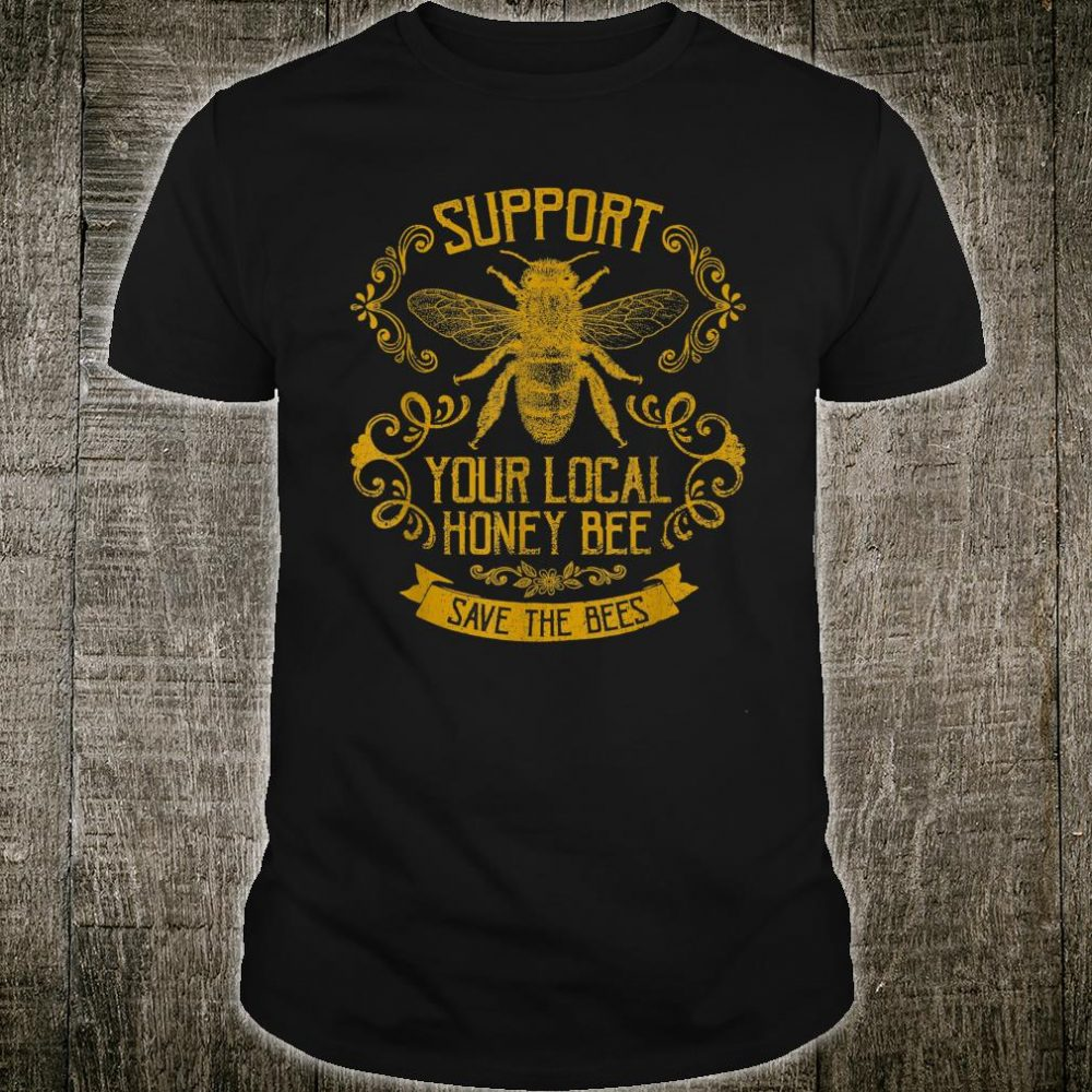 Honey Bee Bee Keeper Shirt