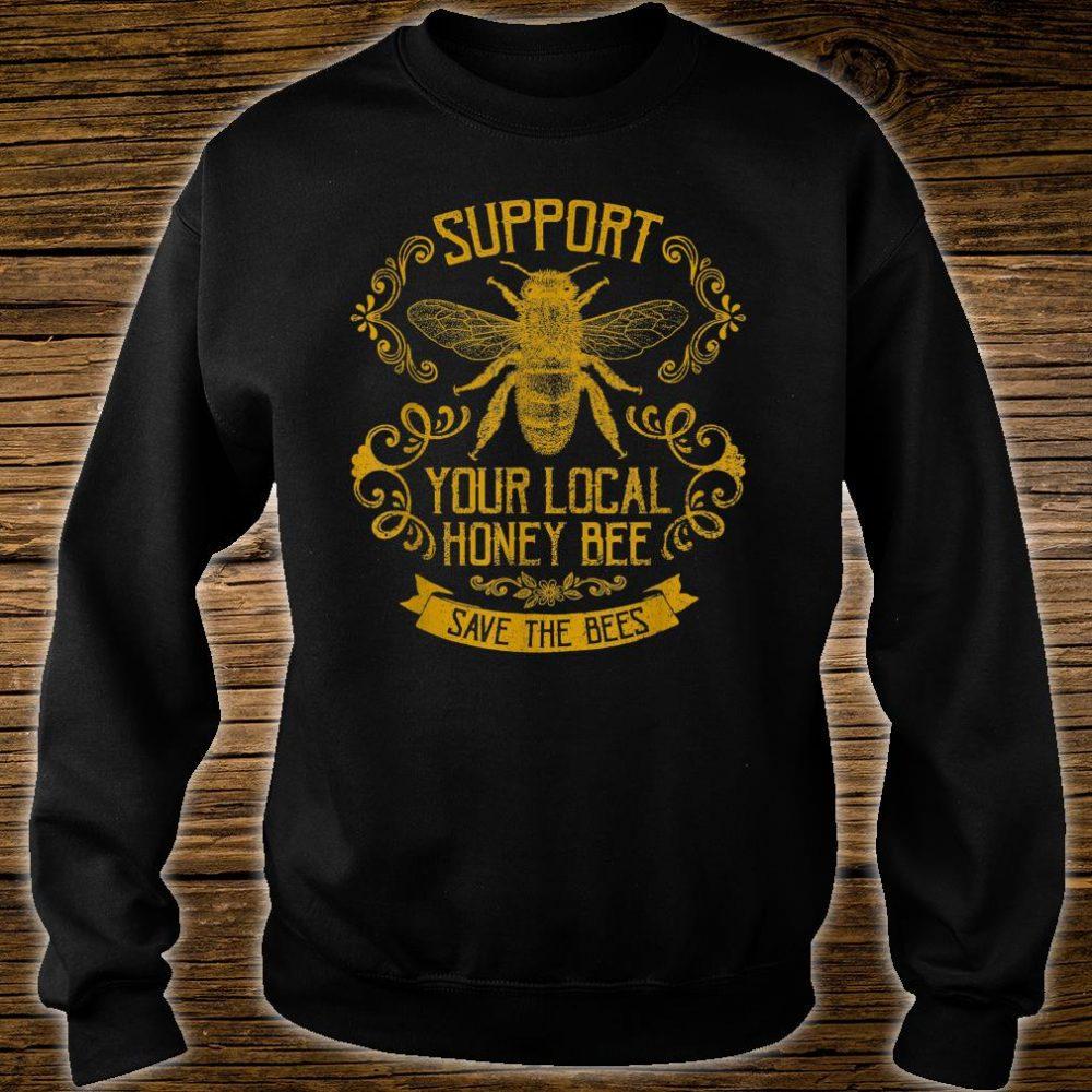 Honey Bee Bee Keeper Shirt sweater