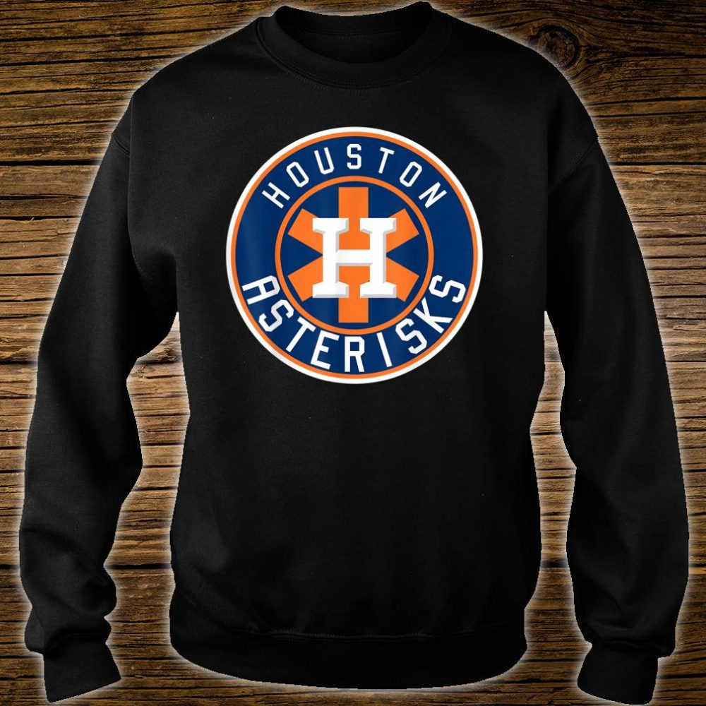 Houston Asterisks Baseball Sign Stealing Shirt sweater