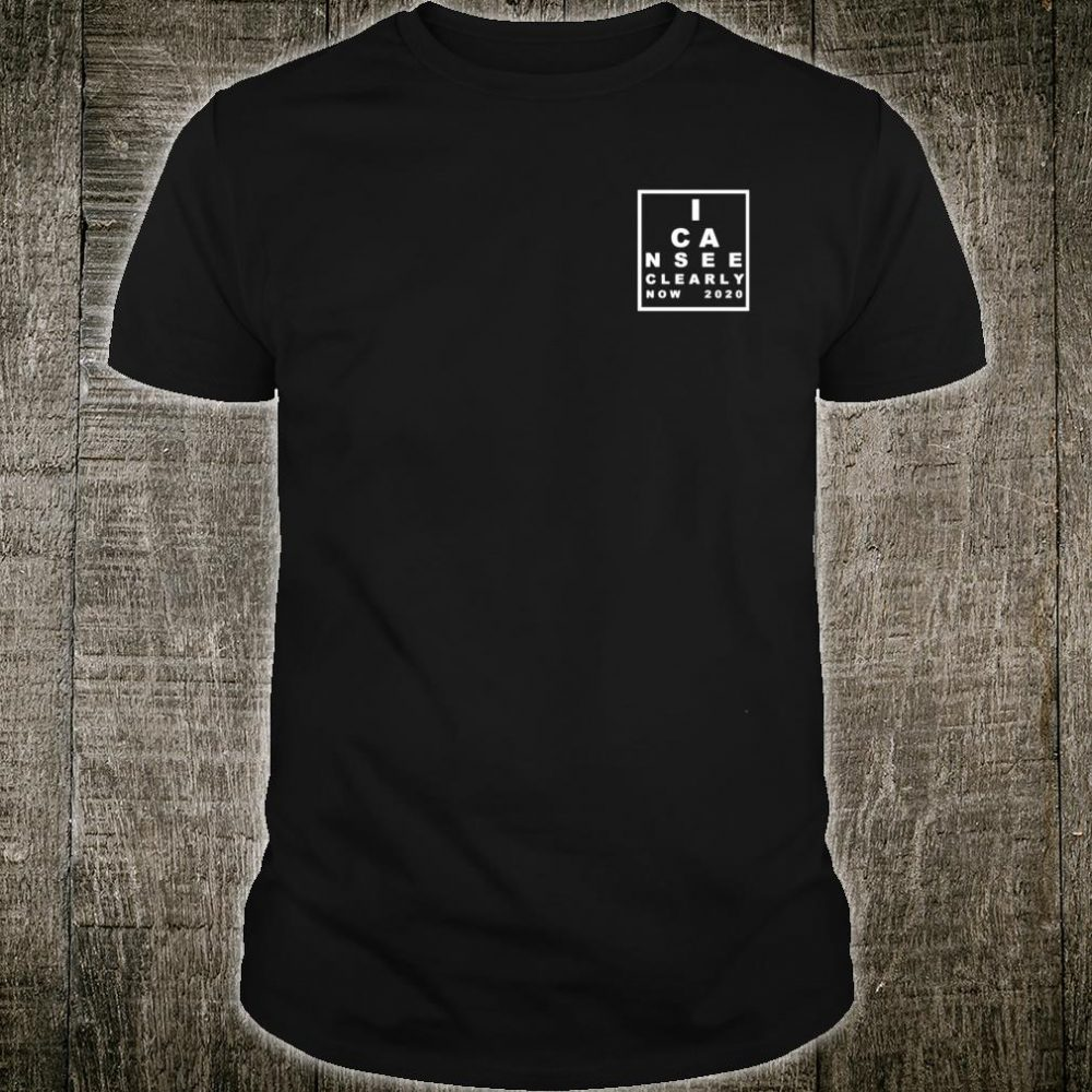 I Can See Clearly Now Shirt