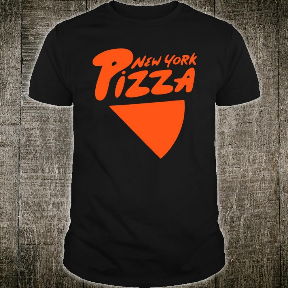 I Love NY New York Pizza Shirt