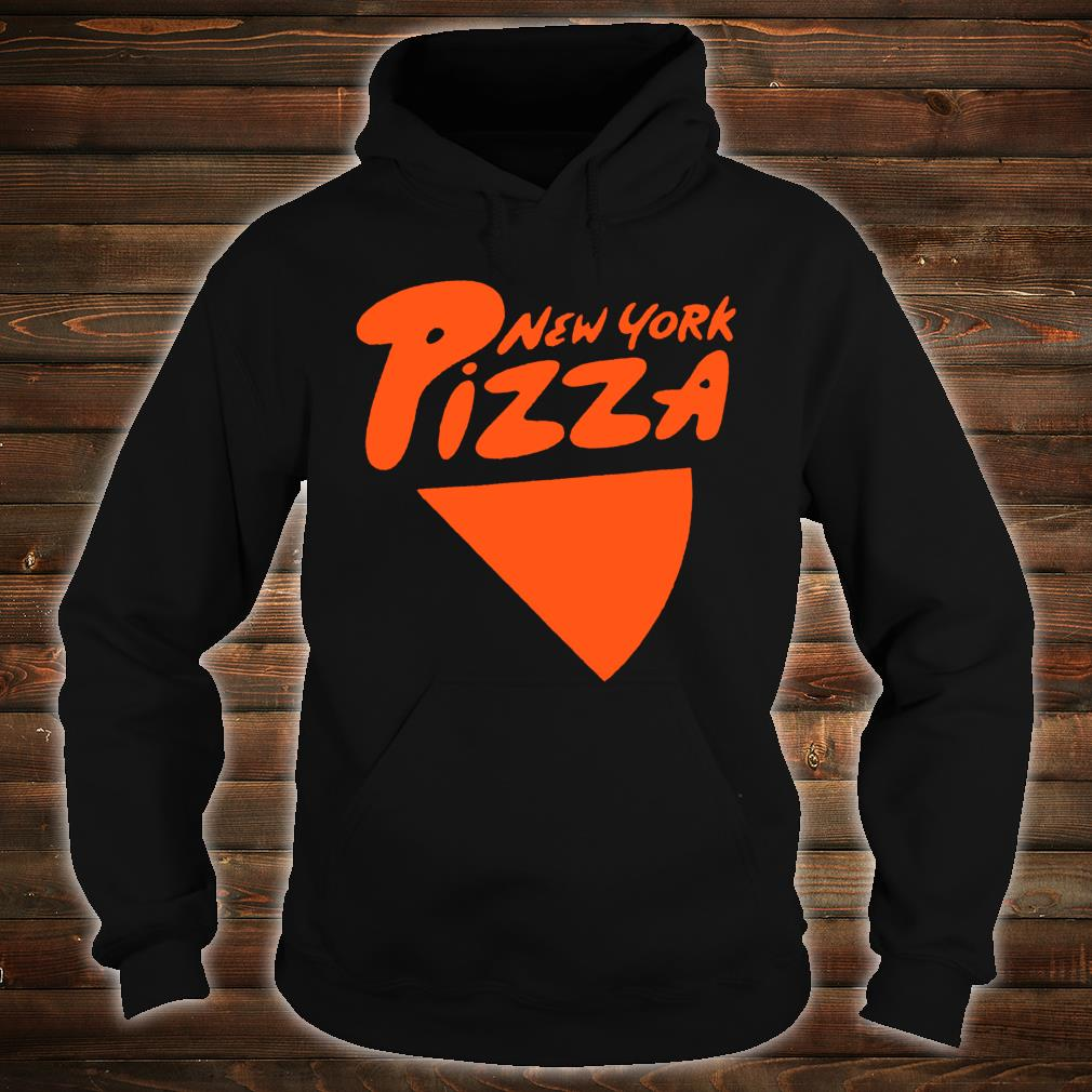I Love NY New York Pizza Shirt hoodie