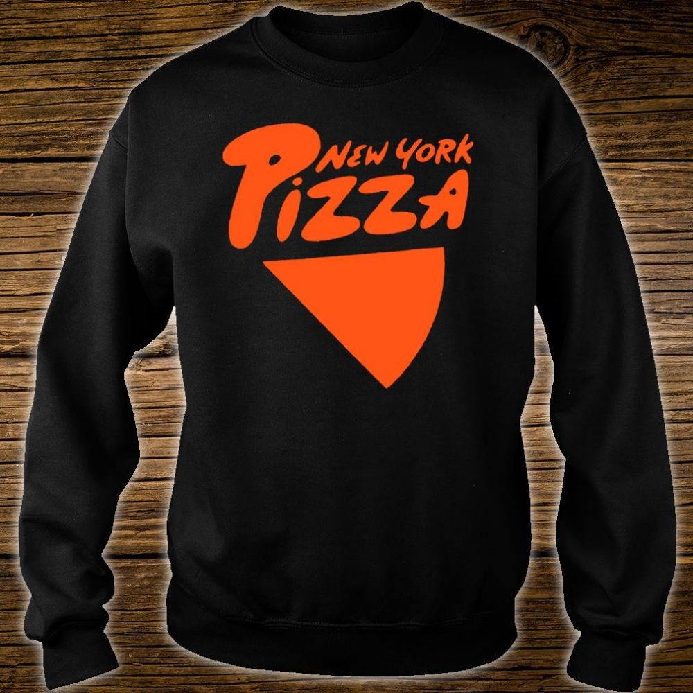 I Love NY New York Pizza Shirt sweater