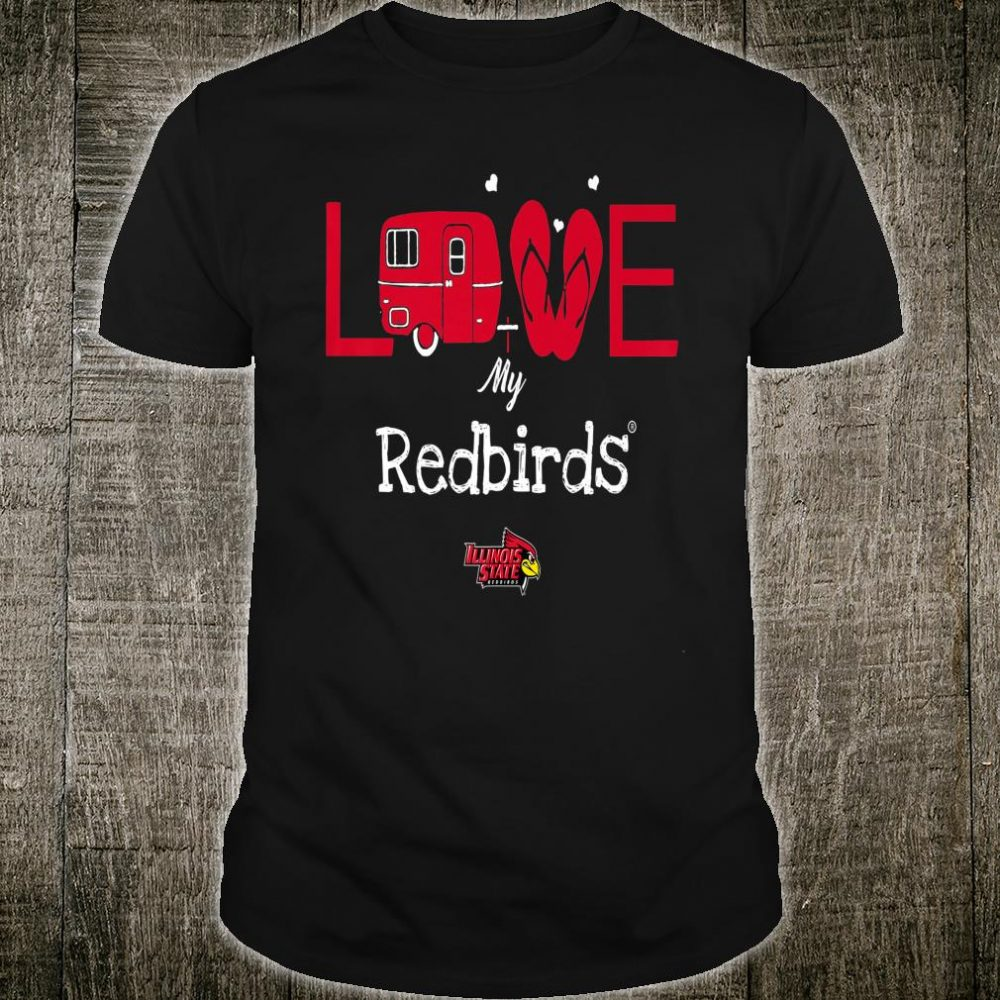 Illinois State Redbirds Shirt