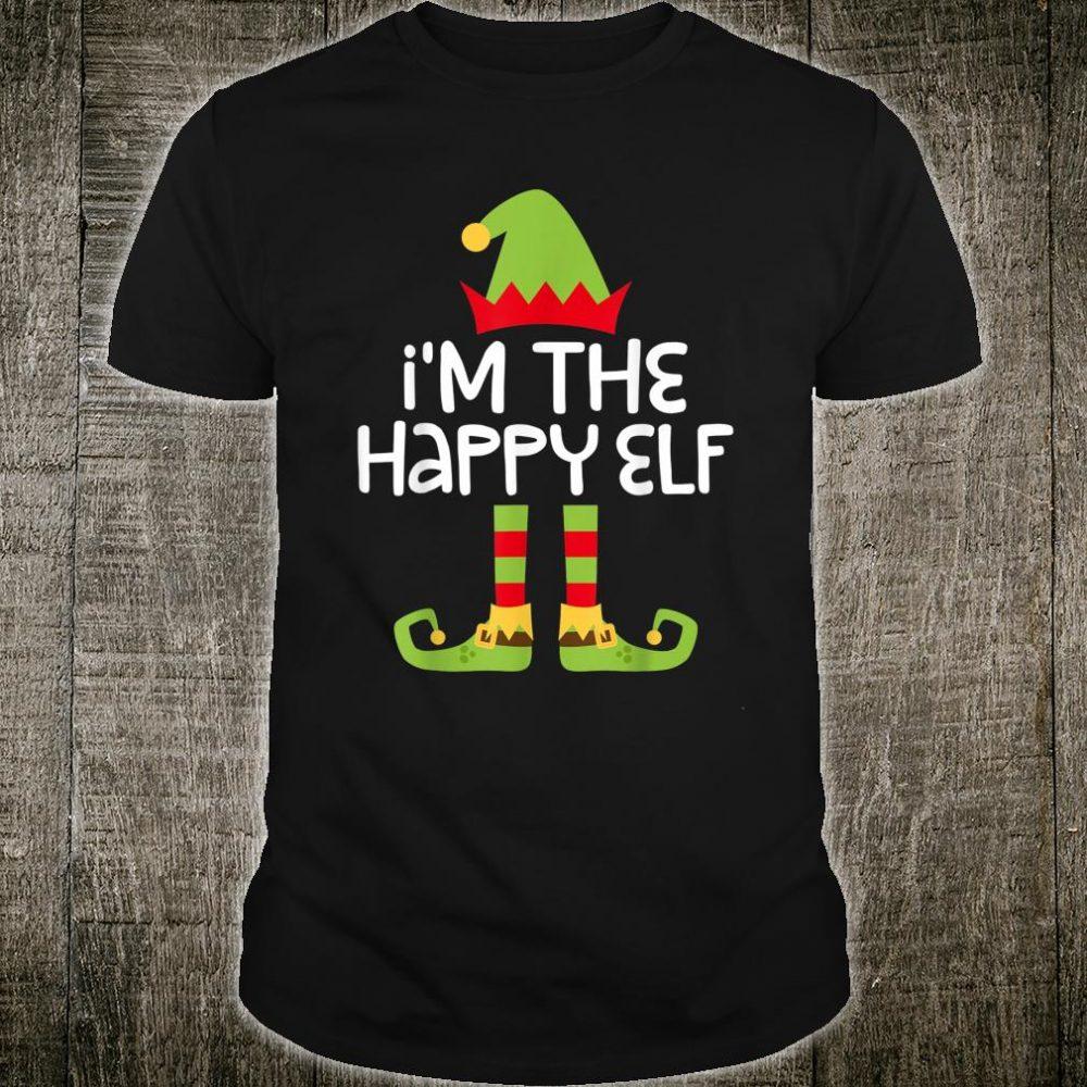 I'm The Happy Elf Christmas Costume Shirt