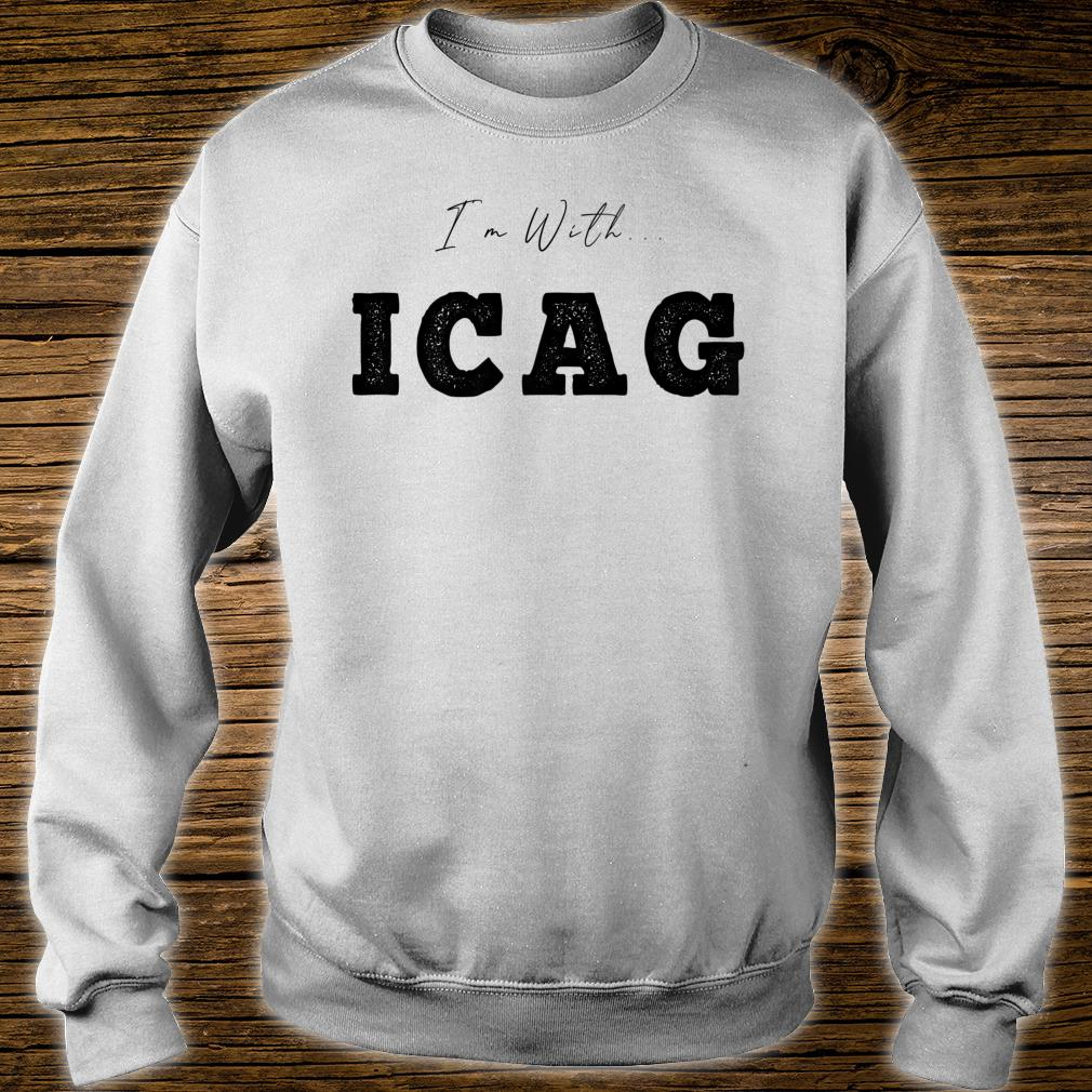 I'm With... ICAG Shirt sweater