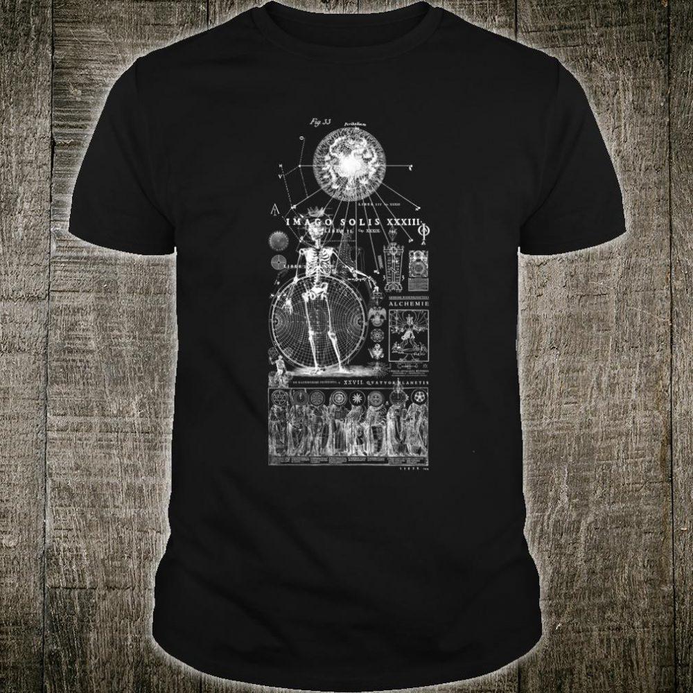 Imago Solis, Spirit in the Sun God Solar Alchemy Shirt