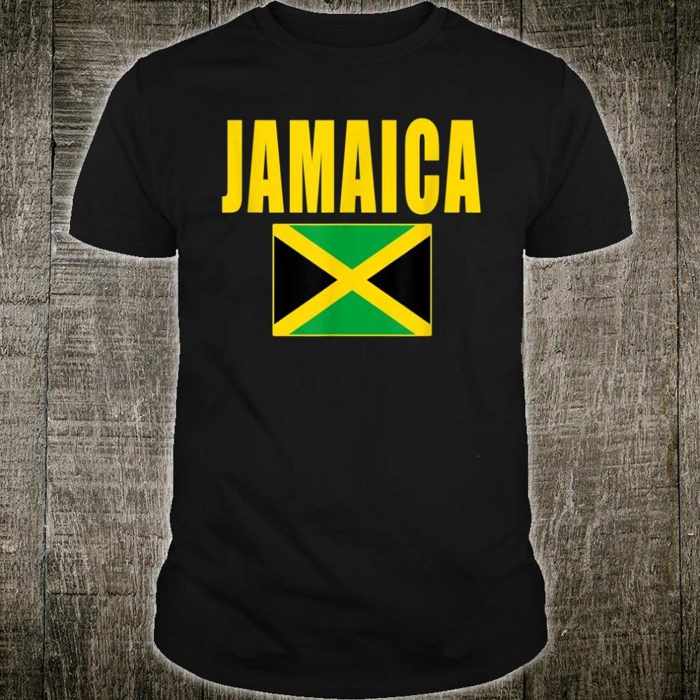 Jamaica Flag Jamaican Shirt