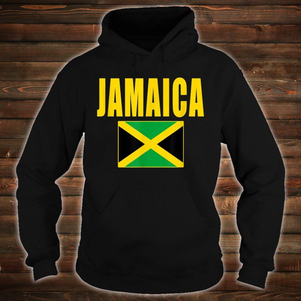 Jamaica Flag Jamaican Shirt hoodie