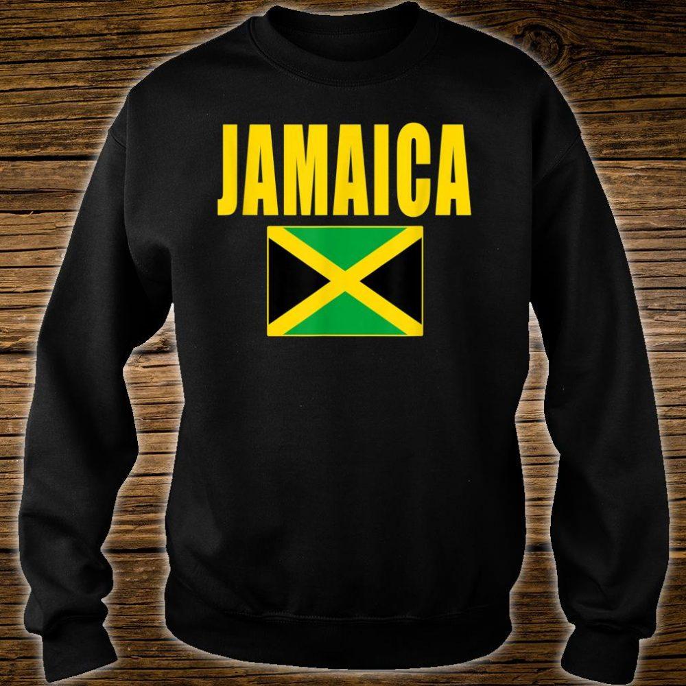 Jamaica Flag Jamaican Shirt sweater