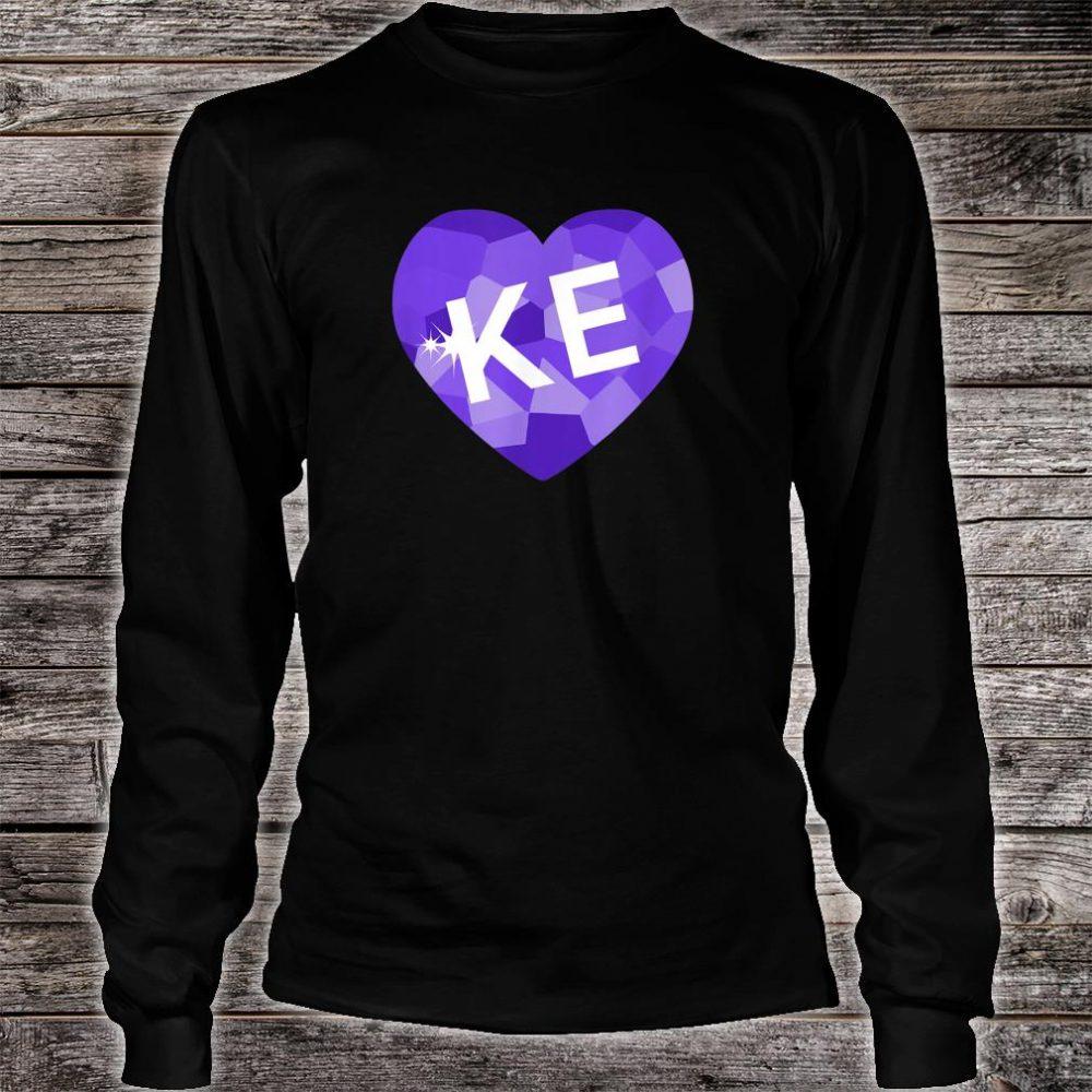Kearney Elementary Heart Spirit Wear Shirt long sleeved