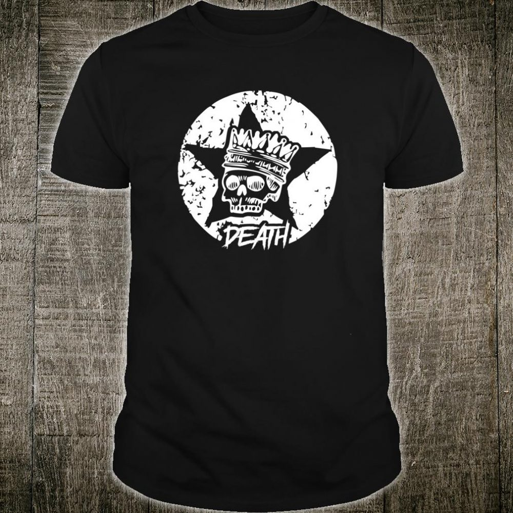 King Of Gothic Death Shirt