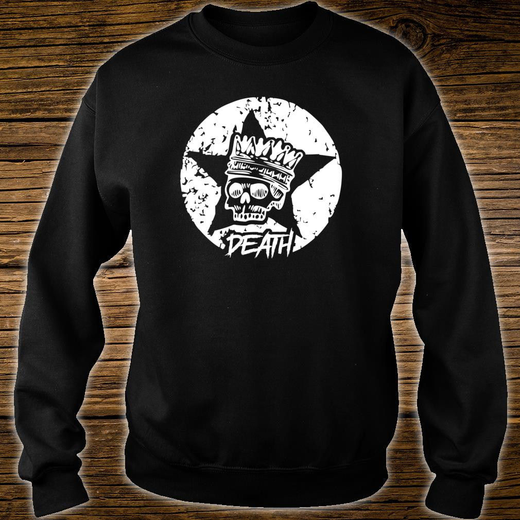King Of Gothic Death Shirt sweater