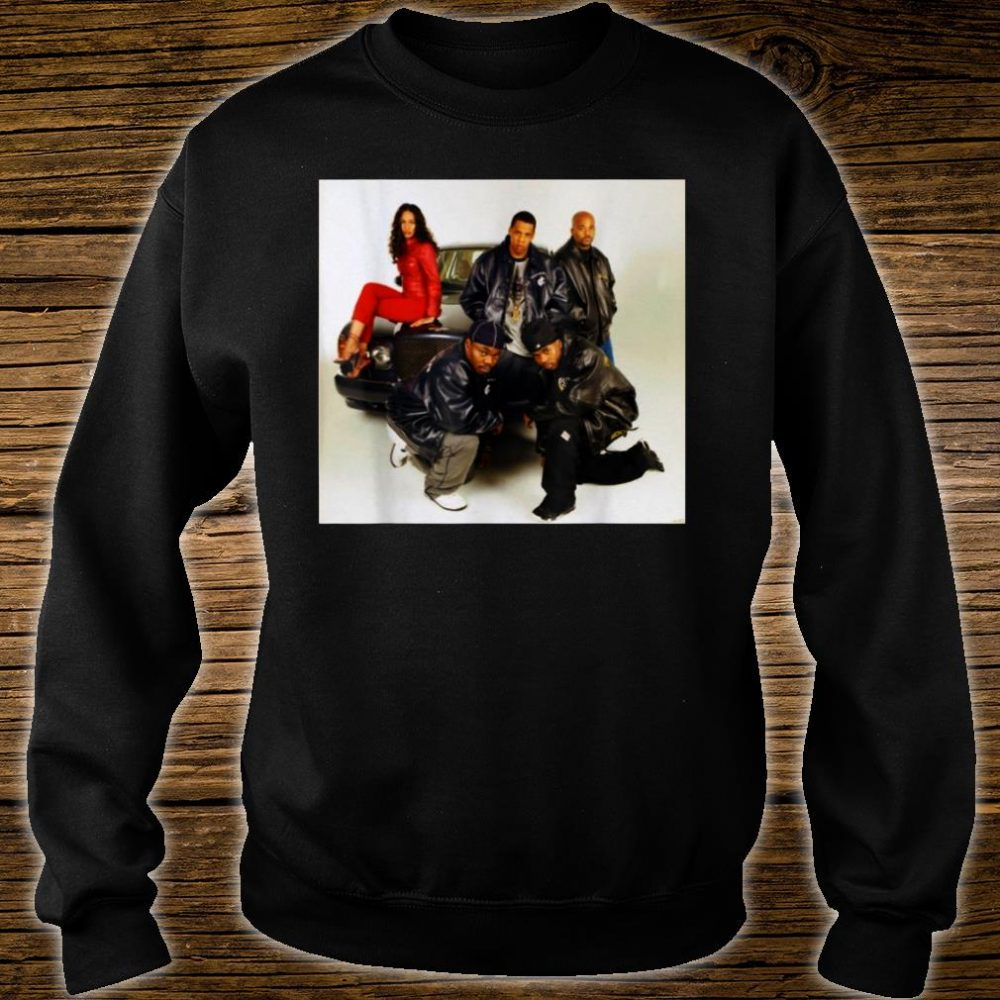 La familia Shirt sweater