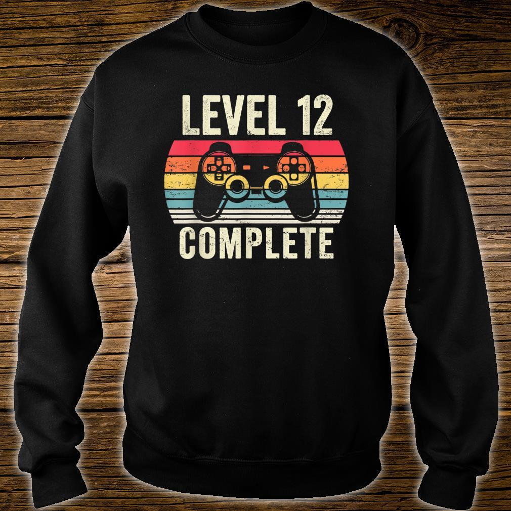 Level 12 Complete Shirt sweater