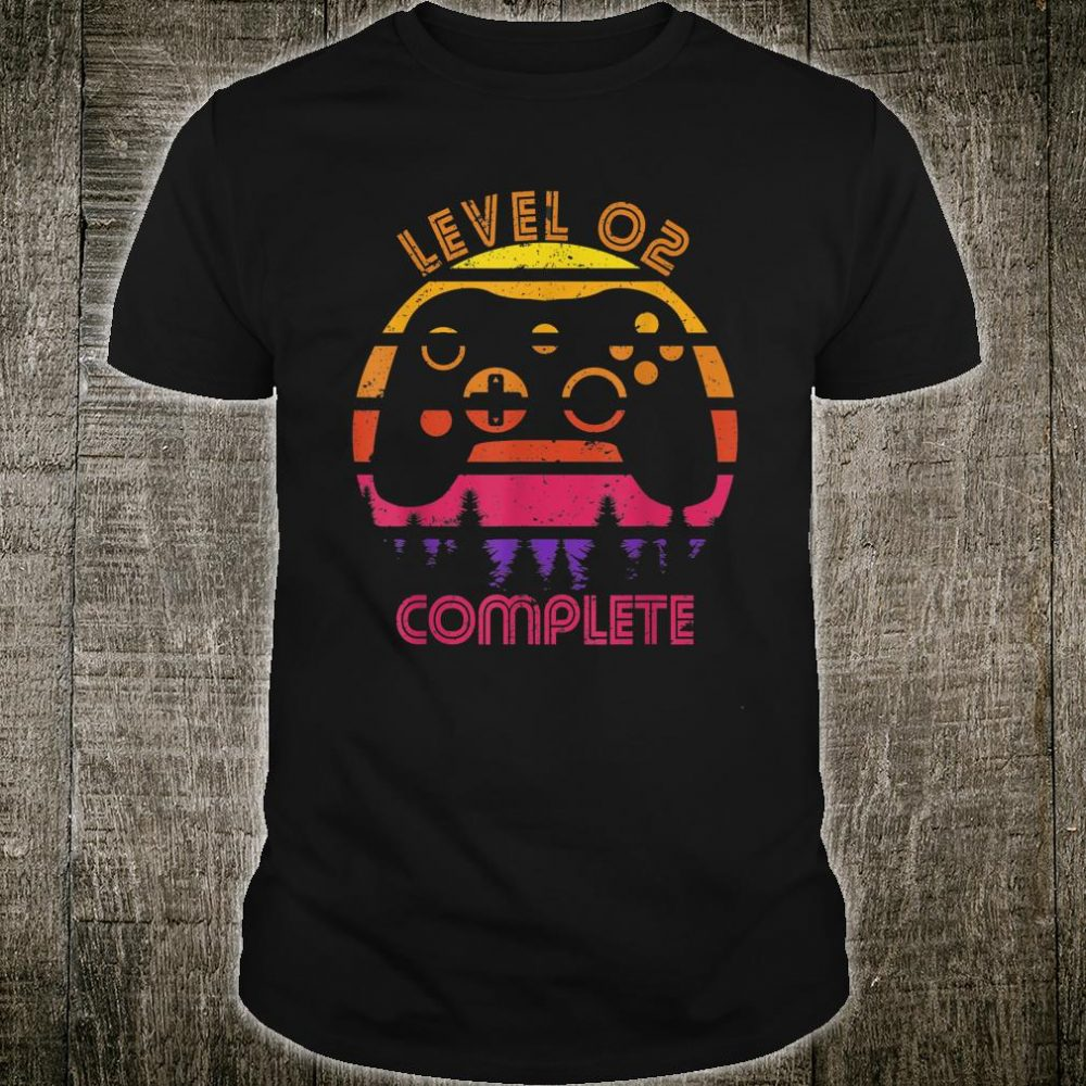 Level 2 Complete Shirt