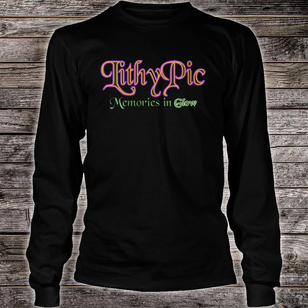 LithyPic Memories In Glow Shirt long sleeved