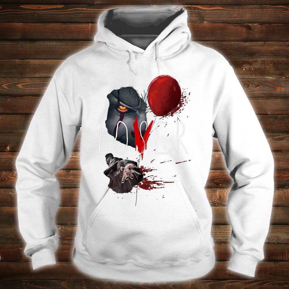 Losers and Lovers it chapter two pennywise shirt hoodie
