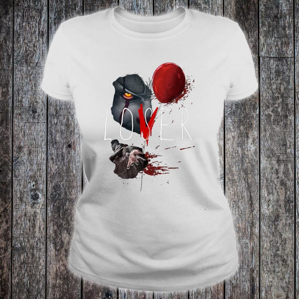 Losers and Lovers it chapter two pennywise shirt ladies tee