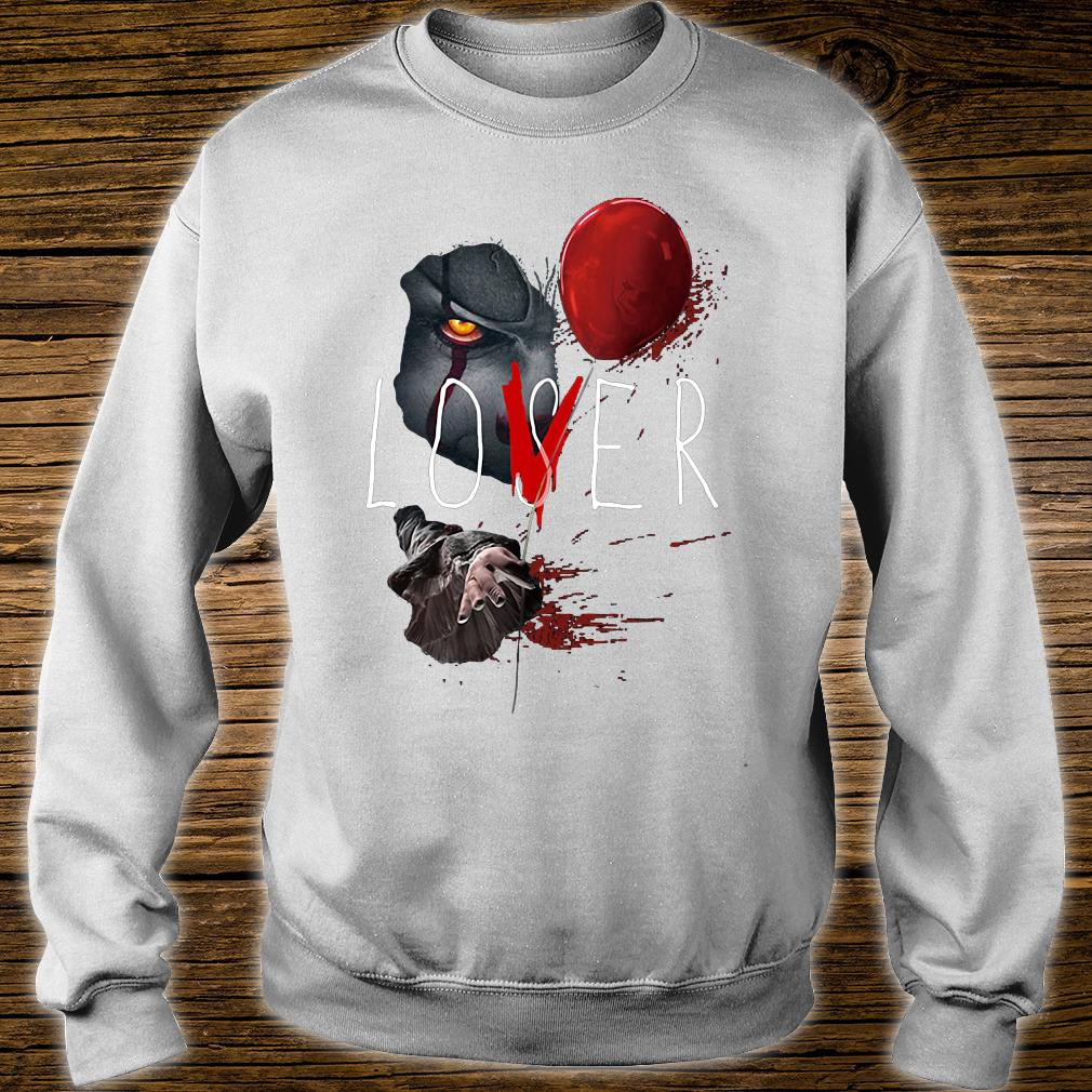Losers and Lovers it chapter two pennywise shirt sweater