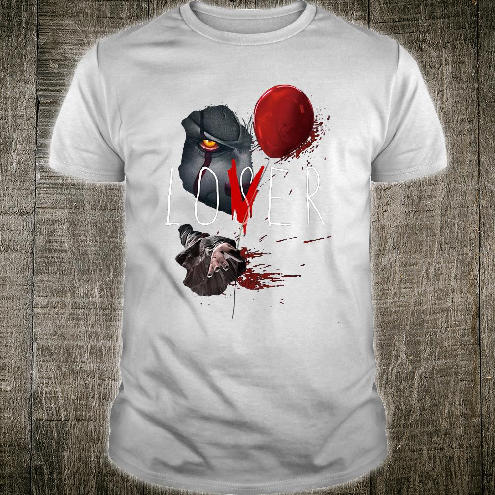Losers and Lovers it chapter two pennywise shirt