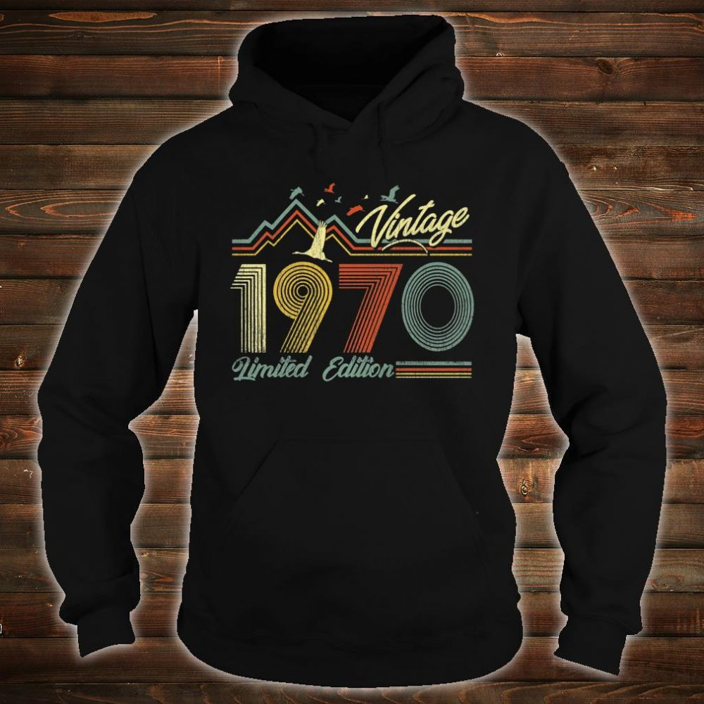 Made in 1970 Shirt hoodie