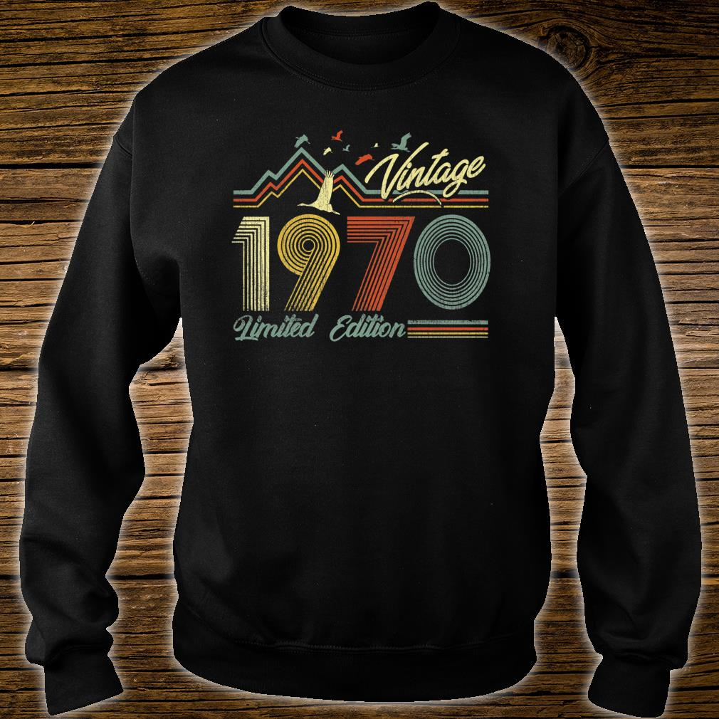 Made in 1970 Shirt sweater