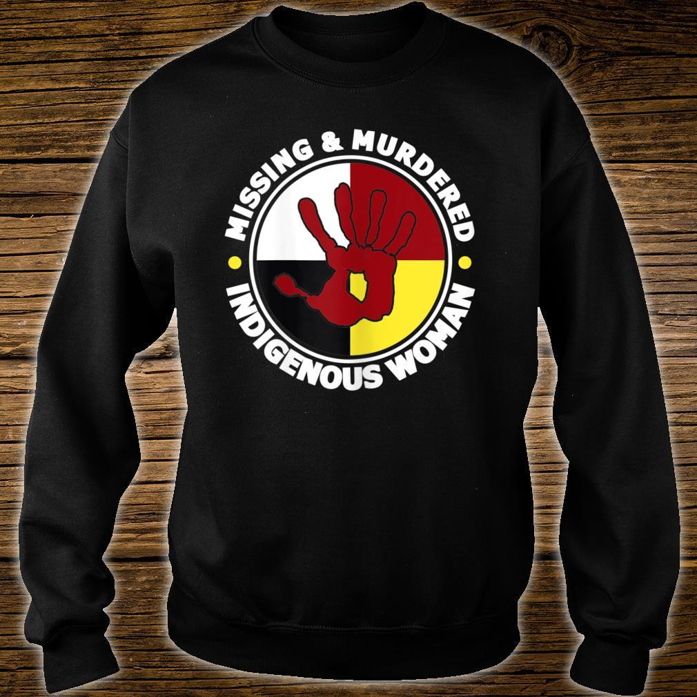 Missing & Murdered Native American Shirt sweater