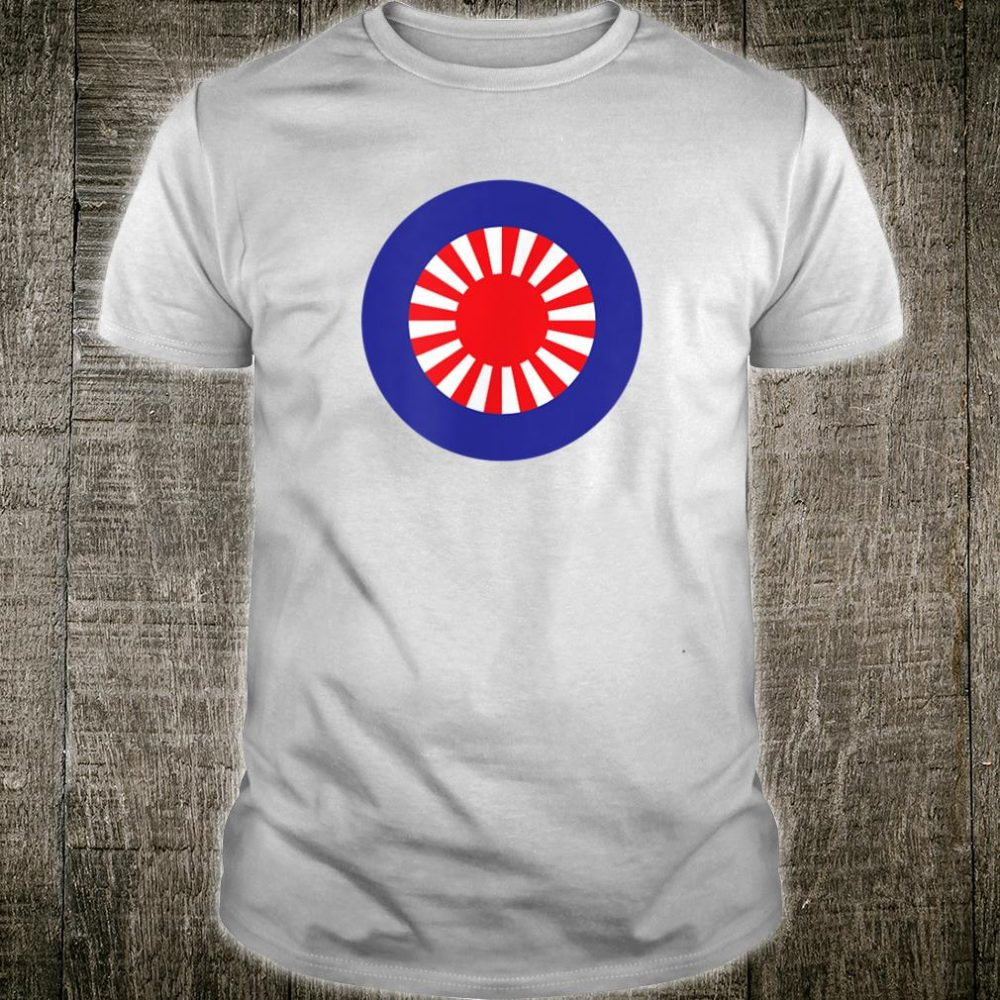 Mod Target Japan Vintage Scooter Life Shirt