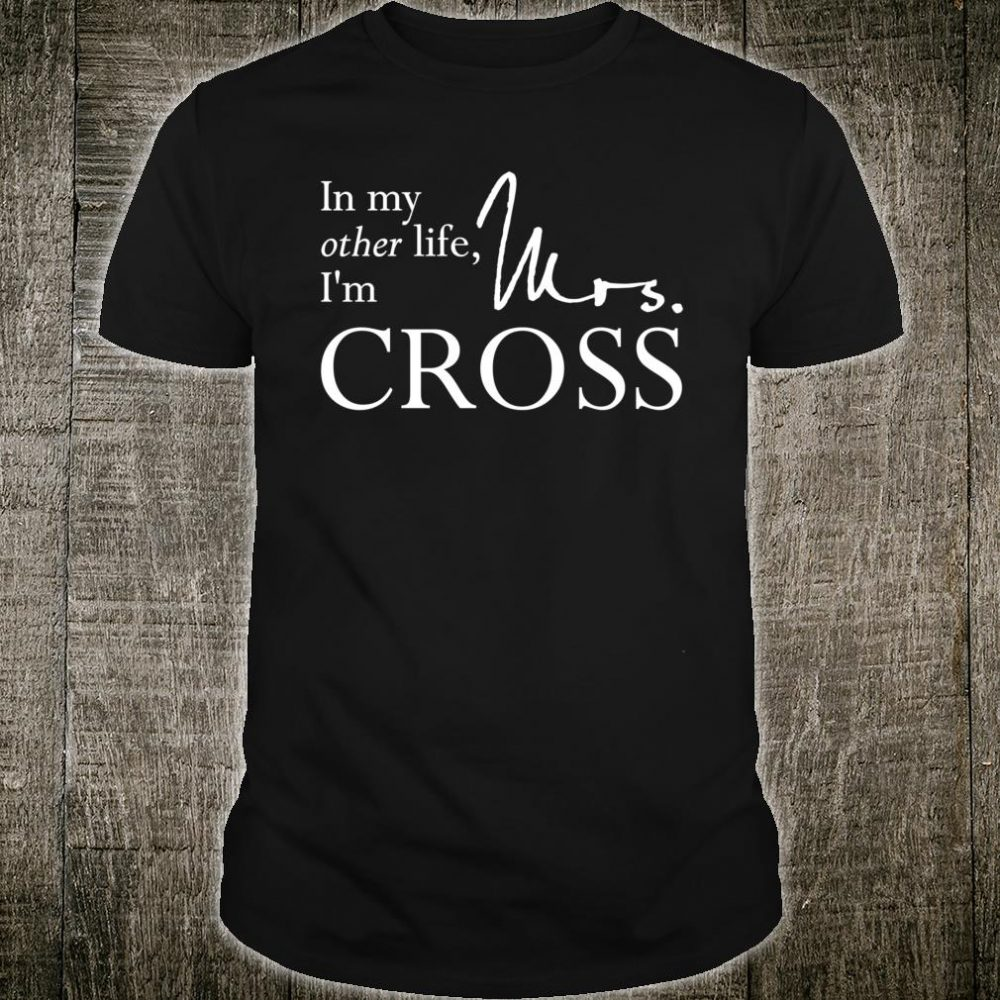 Mrs. Gideon Cross Shirt