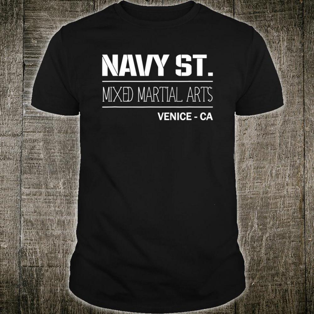 Navy Street, MMA, Kingdom, I Am A Fighter Shirt