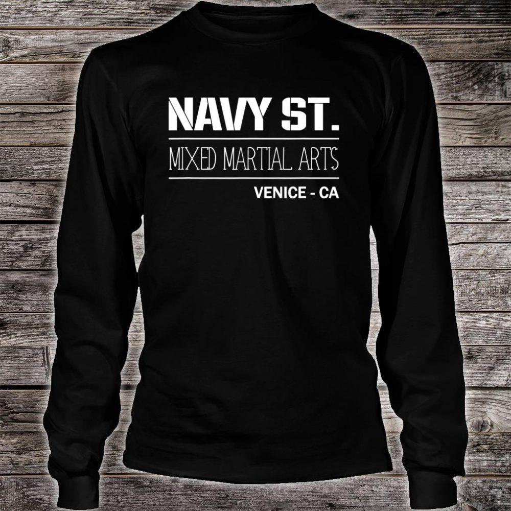 Navy Street, MMA, Kingdom, I Am A Fighter Shirt long sleeved