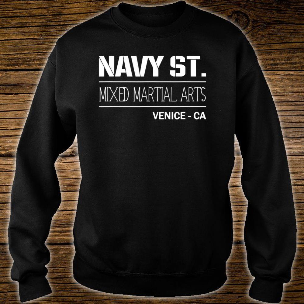 Navy Street, MMA, Kingdom, I Am A Fighter Shirt sweater