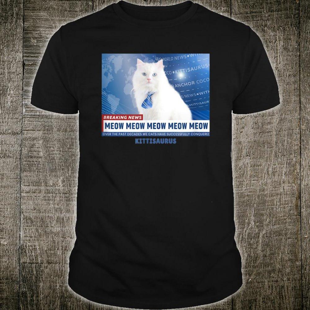 News Anchor CoCo Shirt