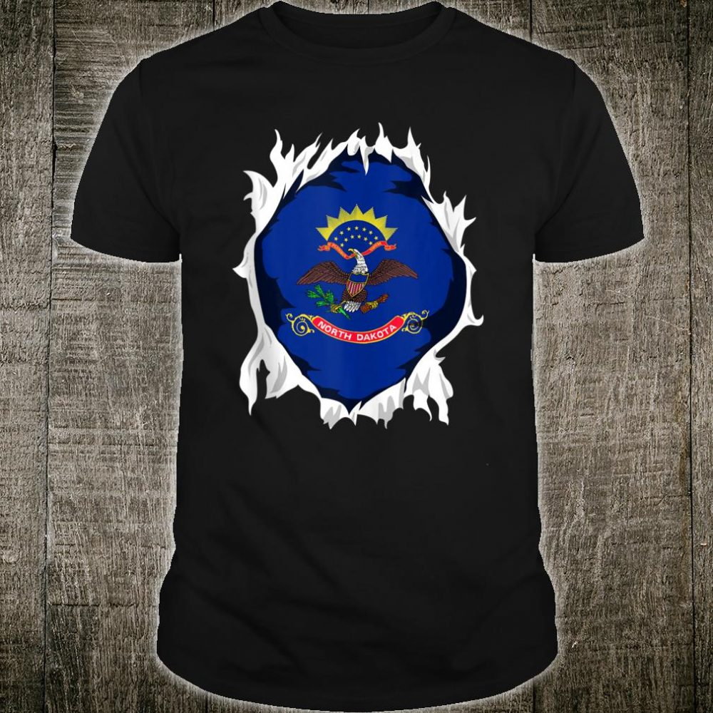 North Dakota Jersey Shirt