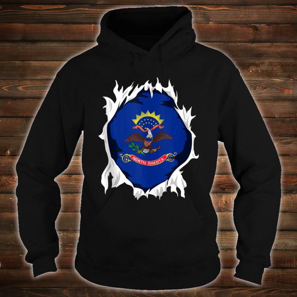 North Dakota Jersey Shirt hoodie
