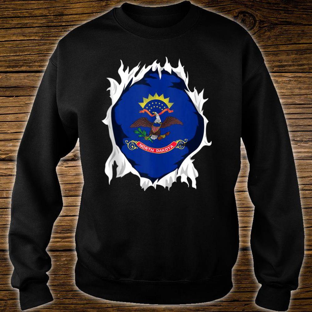 North Dakota Jersey Shirt sweater