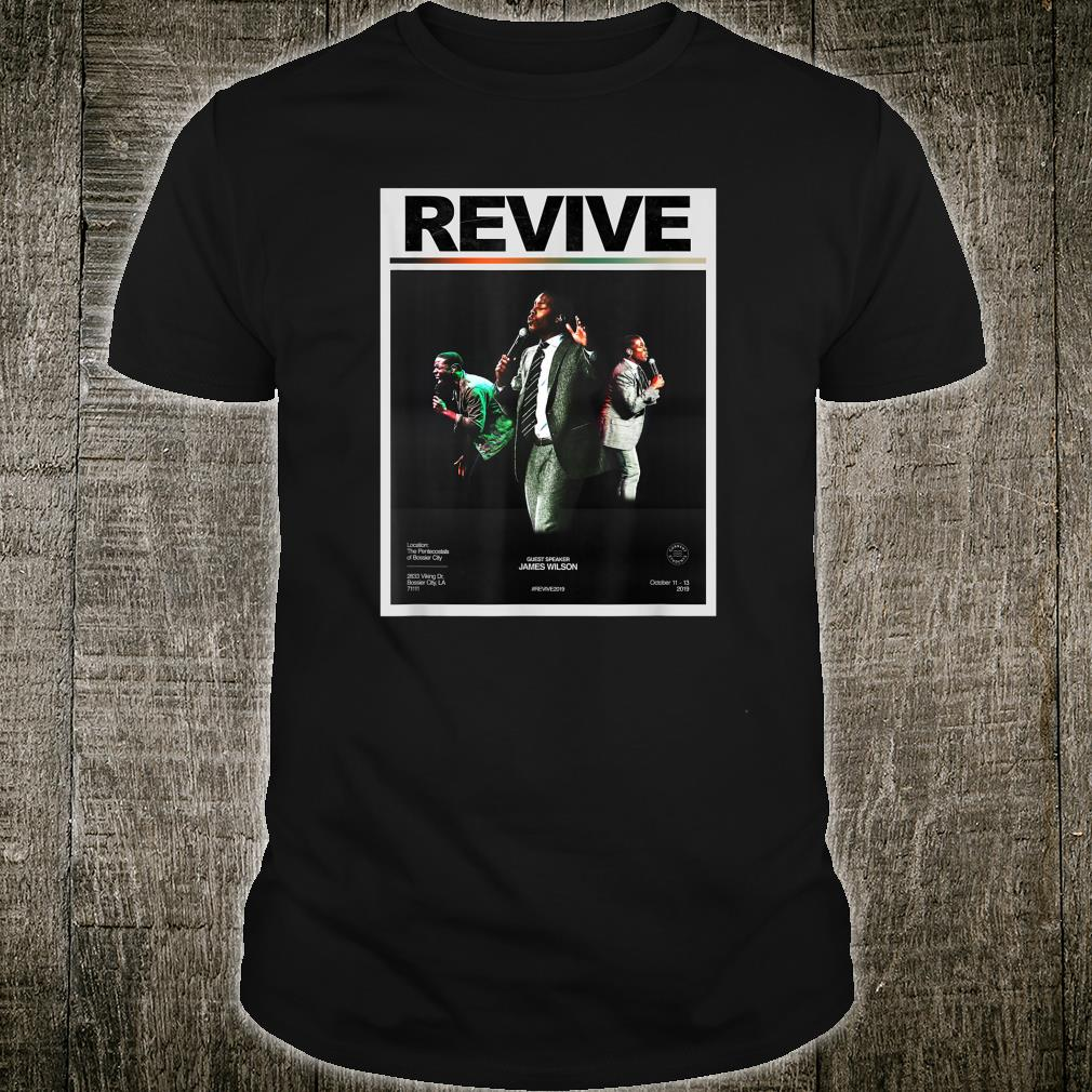 Revive 2019 t1 Shirt