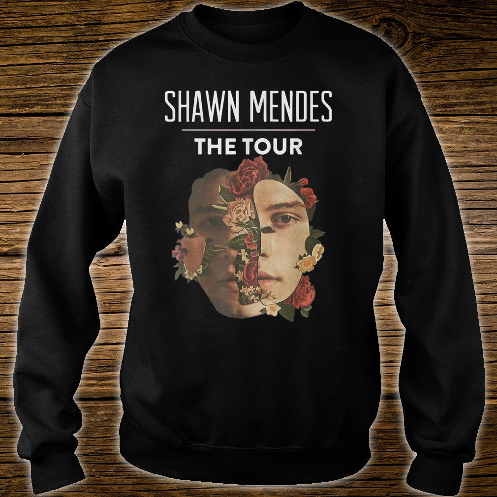 Shawn mendes the tour Shirt sweater