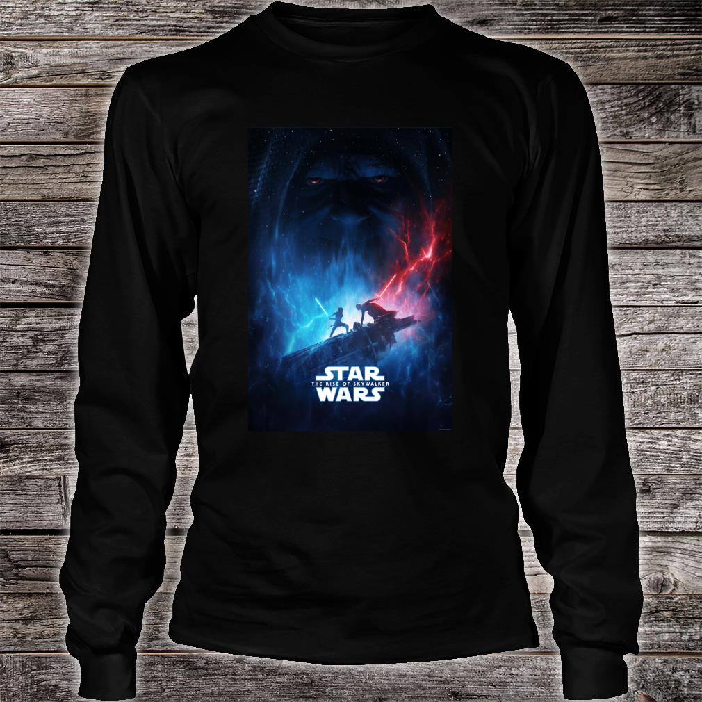 Official Star Wars The Rise Of Skywalker Shirt Hoodie Tank Top And Sweater