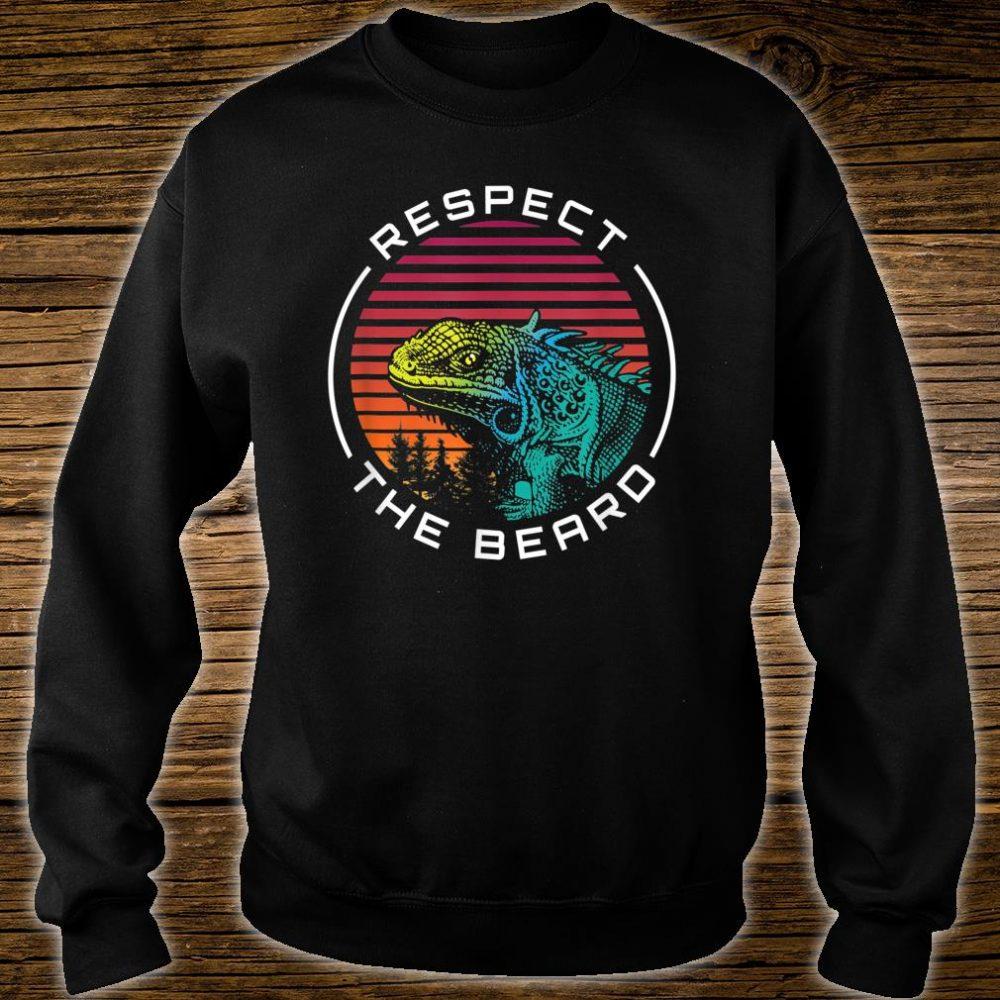 The Beard Respect Shirt sweater