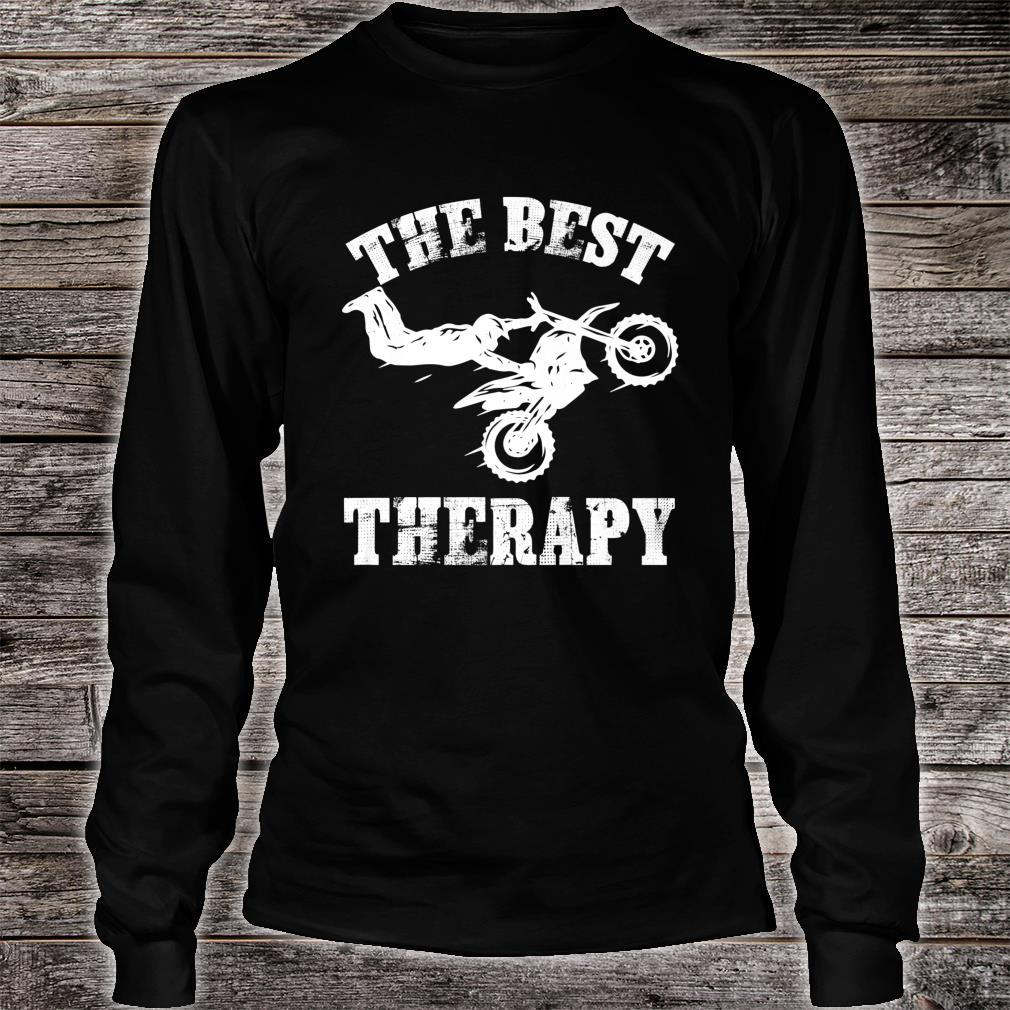 The best therapy BMX dirt bikes. Shirt long sleeved